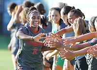 Stanford, CA; September 1, 2019; Women's Soccer, Stanford vs San Jose State.