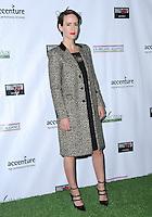 23 February 2017 - Santa Monica, California - Sarah Paulson.  2017 Oscar Wilde Awards held at Bad Robot. Photo Credit: Birdie Thompson/AdMedia