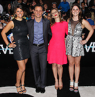 """WESTWOOD, LOS ANGELES, CA, USA - MARCH 18: Tony Goldwyn, Liz Goldwyn at the World Premiere Of Summit Entertainment's """"Divergent"""" held at the Regency Bruin Theatre on March 18, 2014 in Westwood, Los Angeles, California, United States. (Photo by Xavier Collin/Celebrity Monitor)"""