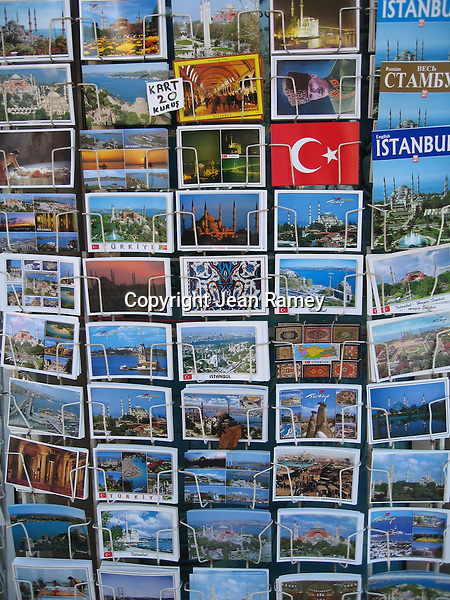 Postcards from Istanbul
