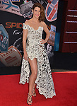 """Cobie Smulders arrives for the premiere of Sony Pictures' """"Spider-Man Far From Home"""" held at TCL Chinese Theatre on June 26, 2019 in Hollywood, California"""