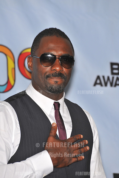 Idris Elba at the 2009 BET Awards (Black Entertainment Television) at the Shrine Auditorium..June 28, 2009  Los Angeles, CA.Picture: Paul Smith / Featureflash