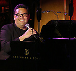 Robert Lopez during the 'Avenue Q' 15th Anniversary Reunion Concert at Feinstein's/54 Below on July 30, 2018 in New York City.