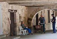Europe/France/Midi-Pyrénées/32/Gers/Fources: Quiétude et calme à l'ombre des couverts de la Bastide
