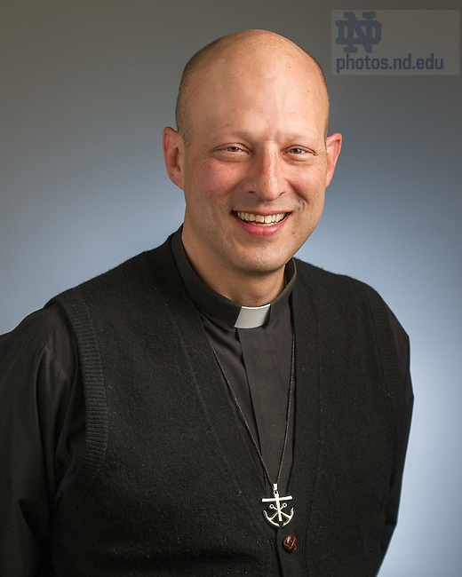 Apr. 8, 2014; Rev. David Scheidler C.S.C. <br /> <br /> Photo by Matt Cashore/University of Notre Dame