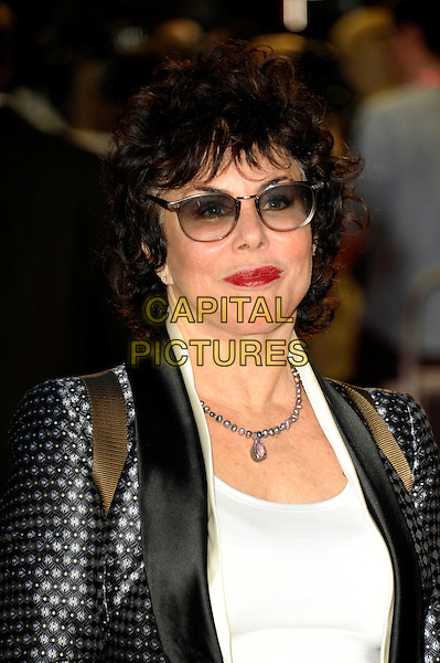LONDON, ENGLAND, OCTOBER 17: Ruby Wax at the 'A Little Chaos' Screening during the 58th BFI London Film Festival at Odeon West End on October 17, 2014 in London, England, UK.<br /> CAP/CJ<br /> &copy;Chris Joseph/Capital Pictures