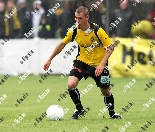 2008-07-21 / Voetbal / seizoen 2008-2009 / Lierse SK / Thomas De Corte..Foto: Maarten Straetemans (SMB)