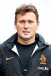 Nederland, Hoenderloo, 31 mei 2012.Persdag Nederlands Elftal.Ruud Hesp, keepers-trainer van Nederland