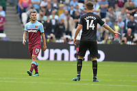 Jack Wilshere of West Ham United during West Ham United vs Manchester City, Premier League Football at The London Stadium on 10th August 2019
