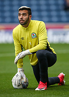 Blackburn Rovers' David Raya <br /> <br /> Photographer Andrew Kearns/CameraSport<br /> <br /> The EFL Checkatrade Trophy - Blackburn Rovers v Stoke City U23s - Tuesday 29th August 2017 - Ewood Park - Blackburn<br />  <br /> World Copyright &copy; 2018 CameraSport. All rights reserved. 43 Linden Ave. Countesthorpe. Leicester. England. LE8 5PG - Tel: +44 (0) 116 277 4147 - admin@camerasport.com - www.camerasport.com