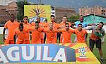 Envigado igualó como local 0-0 ante Atlético Junior. Fecha 7 Liga Águila I-2017.