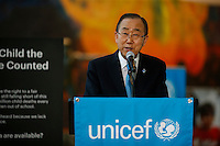 NEW YORK, USA - SEPT 14, UN secretary General Ban Ki-Moon attends one U.N. event at New York Headquarters, week before the 71st General Assembly in New York on September 14, 2016. photo by VIEWpress