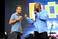 JUL 15 Pat Sharp and Daven Benson Phillips at Let's Rock London Retro Festival