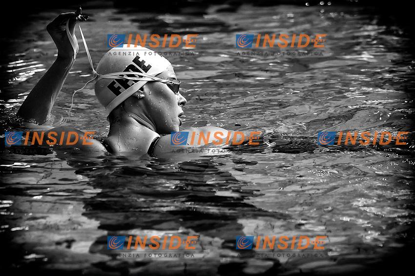 Federica Pellegrini <br /> Milano 10-03-2017 Piscina D. Samuele <br /> Nuoto 7mo Trofeo citta' di Milano <br /> foto Andrea Staccioli / Insidefoto