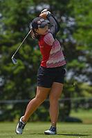 Moriya Jutanugarn (THA) watches her tee shot on 3 during round 3 of the 2018 KPMG Women's PGA Championship, Kemper Lakes Golf Club, at Kildeer, Illinois, USA. 6/30/2018.<br /> Picture: Golffile | Ken Murray<br /> <br /> All photo usage must carry mandatory copyright credit (&copy; Golffile | Ken Murray)