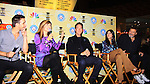 Days Of Our Lives National Tour - Blake Berris, Lauren Koslow, Drake Hogestyn, Camila Banus and Joseph Mascolo on September 23, 2012 at The Shops at Mohegan Sun, Uncasville, Connecticut. (Photo by Sue Coflin/Max Photos)