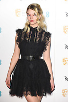 Anya Taylor-Joy<br /> at the 2017 BAFTA Film Awards Nominees party held at Kensington Palace, London.<br /> <br /> <br /> &copy;Ash Knotek  D3224  11/02/2017