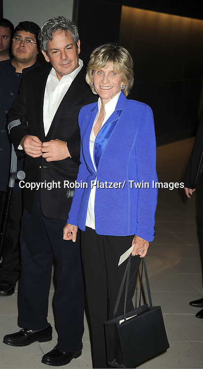"Jean Kennedy Smith attends the New York Premiere of  ""Ethel"", the documentary about Ethel Kennedy which was directed and produced by Rory Kennedy, on October 15, 2012 at The Time Warner Center in New York City. HBO is showing the movie on October 18, 2012."