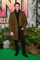 Jonny Mitchell<br /> arriving for the &quot;Jumanji: Welcome to the Jungle&quot; premiere at the Vue West End, Leicester Square, London<br /> <br /> <br /> &copy;Ash Knotek  D3358  07/12/2017