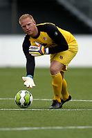EMMEN - Voetbal, Presentatie FC Emmen, Jens vesting, seizoen 2017-2018, 24-07-2017, FC Emmen doelman Dennis Telgenkamp