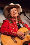 25th Annual National Cowboy Poetry Gathering sponsored by the Western Folklife Center, Elko, Nev...Gathering Reunion Show #2  Liz Masterson