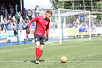 Mark Gillespie in the SPFL Betfred League Cup group match between Queen of the South and Motherwell at Palmerston Park, Dumfries on 13.7.19.