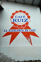 Cafe Ruiz, Coffee Plantation and Finca, Boquete, Panama.  La Excelencia En Cafe