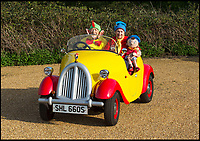 Buy your very own Noddy car.