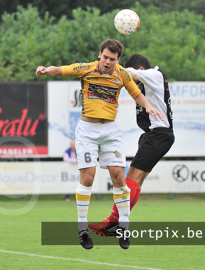 SC Wielsbeke : Bert Claerhout (6)<br /> foto VDB / Bart Vandenbroucke