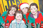 COSTUMES: At the Milltown St Patricks Day Parade on Saturday were Lucy Barrett, Holly Barrett, Aisling OSullivan and Aine Barrett from Faha...