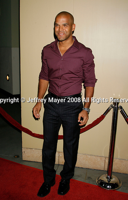 "HOLLYWOOD, CA. - October 07: Actor Amaury Nolasco arrives at the Padres Contra El Cancer's 8th Annual ""El Sueno De Esperanza"" Benefit Gala at the Hollywood & Highland Center on October 7, 2008 in Hollywood, California."