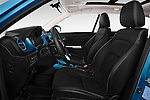 Front seat view of a 2015 Suzuki Vitara Lux Extra 5 Door SUV front seat car photos