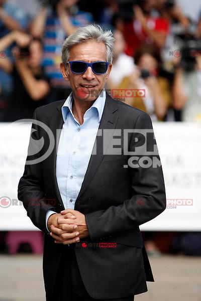 Spanish Actor Imanol Arias arrives to Maria Cristina Hotel during the 62st San Sebastian Film Festival in San Sebastian, Spain. September 19, 2014. (ALTERPHOTOS/Caro Marin) /NortePhoto.com /NortePhoto.com