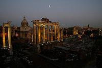 Roma, 2004.Foro Romano
