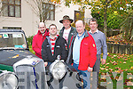 7624-7627.---------.Car polish.----------.members of the Tralee based Kingdom,vintage,vetern and classic car club about to take to the roads of south kerry last Saturday in the annual autumn run based in the Kenmare Bay Hotel were L-R Garret and Chris Foley,Alan Doyle,John Rice and Sean Gleasure all from Tralee..   Copyright Kerry's Eye 2008