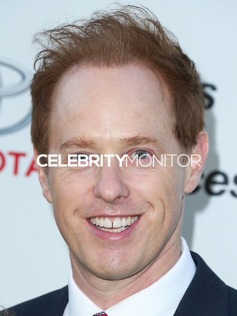 BURBANK, CA, USA - OCTOBER 18: Raphael Sbarge arrives at the 2014 Environmental Media Awards held at Warner Bros. Studios on October 18, 2014 in Burbank, California, United States. (Photo by Xavier Collin/Celebrity Monitor)
