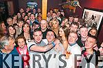Double Celabration : Ian Delaney & Ryan O'Sullivan, Listowel celebrating their 21st birthdays at The Mermaids Bar, Listowel on Saturday night last.