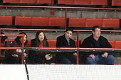Matt Mangene - The Northeastern University Huskies defeated Boston College Eagles 4-3 to repeat as Beanpot champions on Tuesday, February 12, 2013, at Matthews Arena in Boston, Massachusetts.