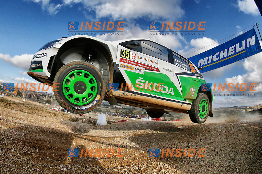 LAPPI <br /> Rally di Sardegna 2016 <br /> Foto Lavadinho / Panoramic / Insidefoto
