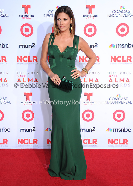 Daisy Fuentes <br /> <br />  attends The 2013 NCLR ALMA Awards held at the Pasadena Civic Auditorium in Pasadena, California on September 27,2012                                                                               © 2013 DVS / Hollywood Press Agency