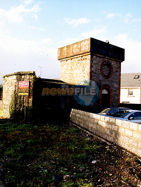Athboy Water Tower...Pic Newsfile
