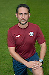 St Johnstone FC photocall Season 2016-17<br />Scott Williams, Physio<br />Picture by Graeme Hart.<br />Copyright Perthshire Picture Agency<br />Tel: 01738 623350  Mobile: 07990 594431