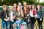 Enchanted Lands Music Festival: Attending the Enchanted Lands Music Festival in Kilflynn on Saturday night last were in front : Clodagh Bolger, Aoife Leen, Shona Bunyan, Annie O'Carroll, Denise Lynch & Olivia Stack. Back : Emma O'Connor, Chloe McElligott, Sarah Stack & Kate Austen.