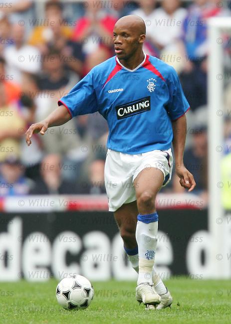 Jean-Alain Boumsong, Rangers.stock season 2004-2005.pic willie vass