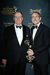 LOS ANGELES - May 1: CBS Sunday Morning, Charles Osgood, Rand Morrison at The 43rd Daytime Emmy Awards Gala at the Westin Bonaventure Hotel on May 1, 2016 in Los Angeles, California