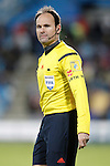Spanish referee Mateu Lahoz during La Liga match. February 14,2016. (ALTERPHOTOS/Acero)