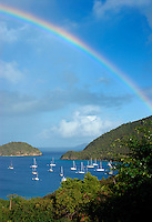 US Virgin Islands, St John, Maho Bay