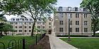 June 4, 2015; Zahm Hall. (Photo by Barbara Johnston/University of Notre Dame)