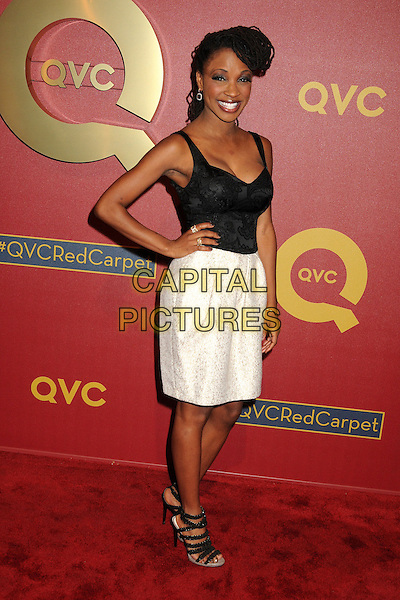 28 February 2014 - Los Angeles, California - Shanola Hampton. QVC Presents Red Carpet Style held at the Four Seasons Hotel. <br /> CAP/ADM/BP<br /> &copy;Byron Purvis/AdMedia/Capital Pictures