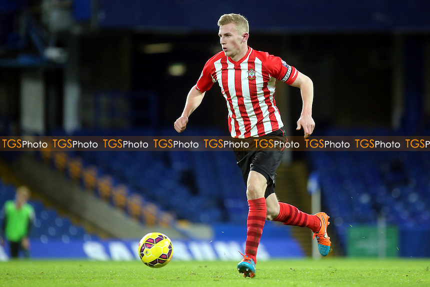 Jason McCarthy of Southampton - Chelsea Under-21 vs Southampton Under-21 - Barclays Under-21 Premier League Football at Stamford Bridge, Chelsea FC, London - 02/02/15 - MANDATORY CREDIT: Paul Dennis/TGSPHOTO - Self billing applies where appropriate - contact@tgsphoto.co.uk - NO UNPAID USE